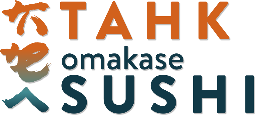 Tahk Omakase Sushi Logo