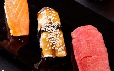 Sushi in Steamboat Springs