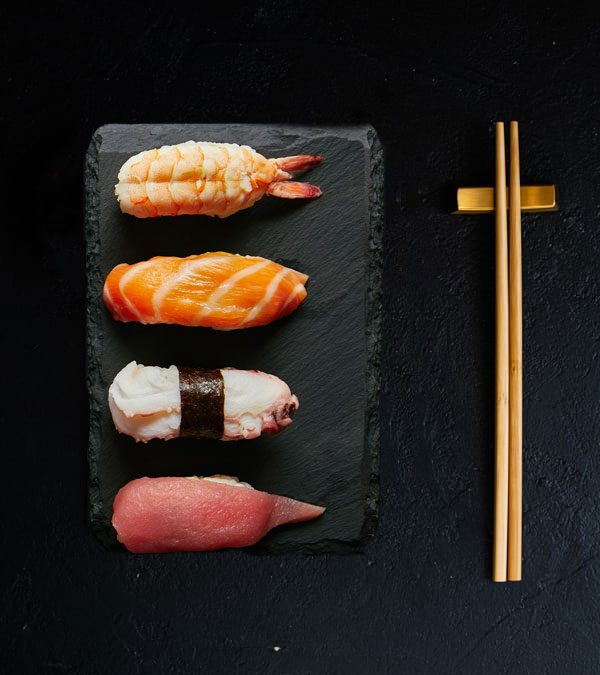 Tahk Omakase Sushi